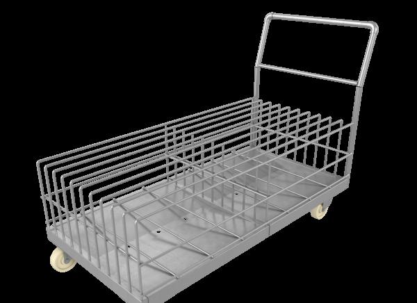Тележка для перевозки крышек(вариант 2)
