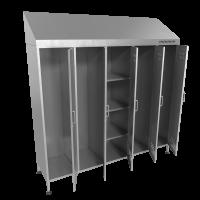 Шкаф для моющих средств