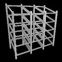 Производственная и технологическая мебель