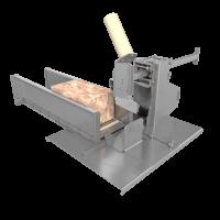 Станок для нарезки прессованного мяса и деликатесов порционно
